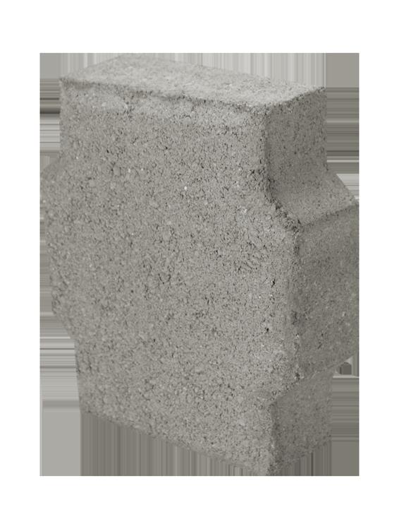Adocreto Romano gris * 20 piezas por metro cuadrado * Medidas: 8X22X25 cms * Recomendado para diseñar y dar vida a tu jardín o cochera * Peso aproximado 7.5 kg