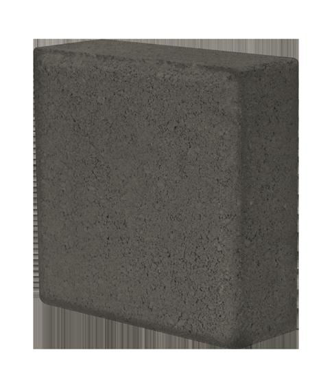 Adocreto cuadro-vehicular negro * 25 Piezas por metro cuadrado * Medidas: 8X20X20 cms * Recomendado para diseñar y dar vida a tu jardín o cochera * Peso aproximado 6 kg
