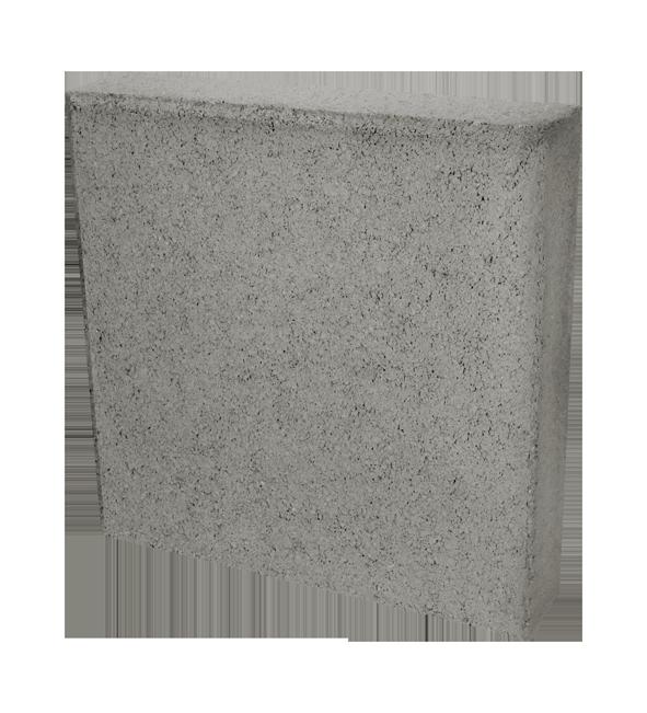 Baldosa gris * 6.26 piezas por metro cuadrado * Medidas: 8X40X40 cms * Recomendado para diseñar y dar vida a tu jardín o cochera