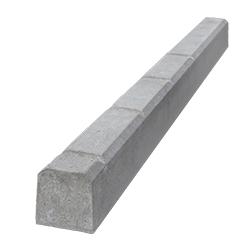 Poste Esquinero Ganadero * Se utiliza para cercar terrenos * 15X15X200 cms * Elaborado de concreto; reforzado con armex interno * Peso aproximado 50 kg