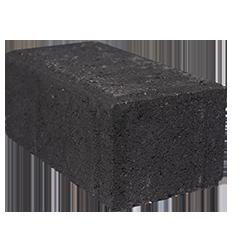 Holandés negro * 50 piezas por metro cuadrado * Medidas: 8X10X20 cms * Recomendado para diseñar y dar vida a tu jardín o cochera * Peso aproximado 3 kg