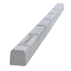 Poste ganadero * Se utiliza para cercar terrenos * 11X11X200 cms * Elaborado de concreto; reforzado con armex interno * Peso aproximado 50 kg